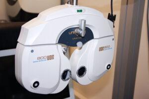Unicos UDN800 digital refractor