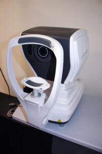 Unicos optiek apparatuur